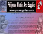 Philippine Martial Arts Supplies